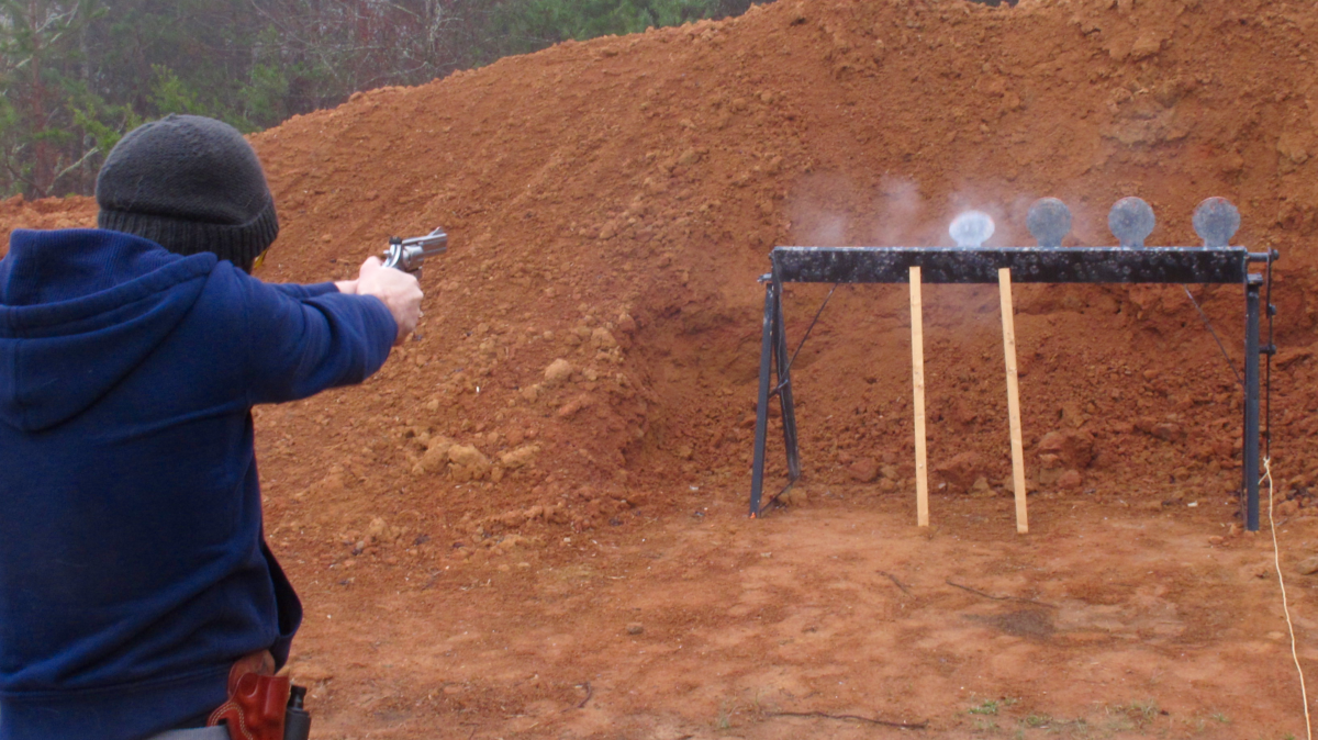 Get Schooled! Revolver Training Roundup