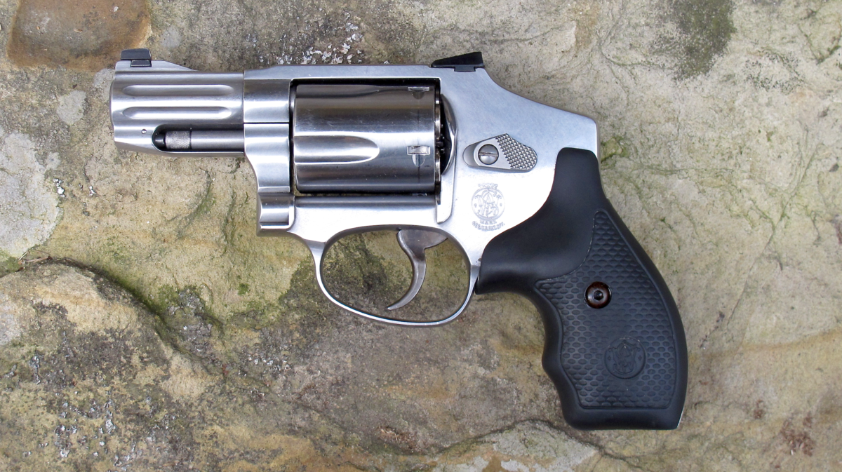 Smith & Wesson Model 640 Pro Series: Part I