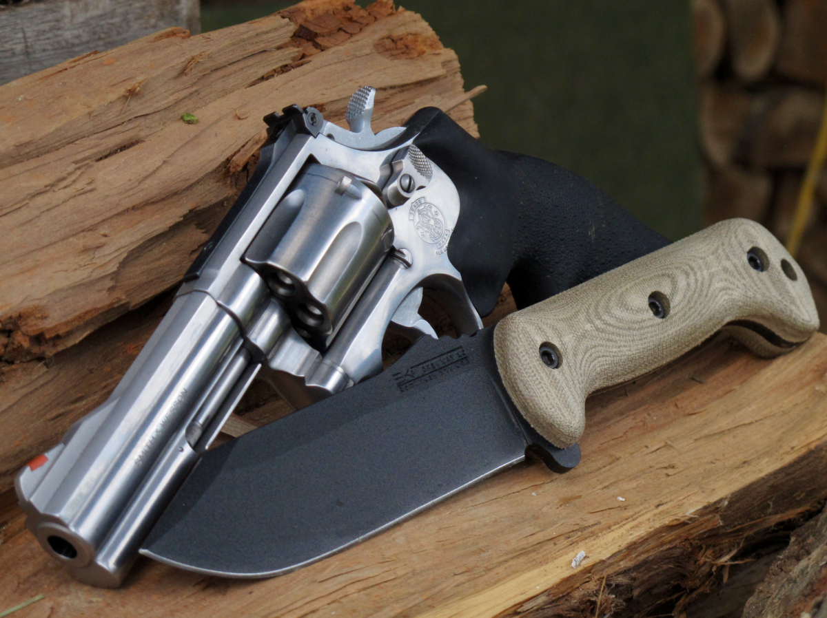 A Gun to Ride the River With: The Smith & Wesson 686
