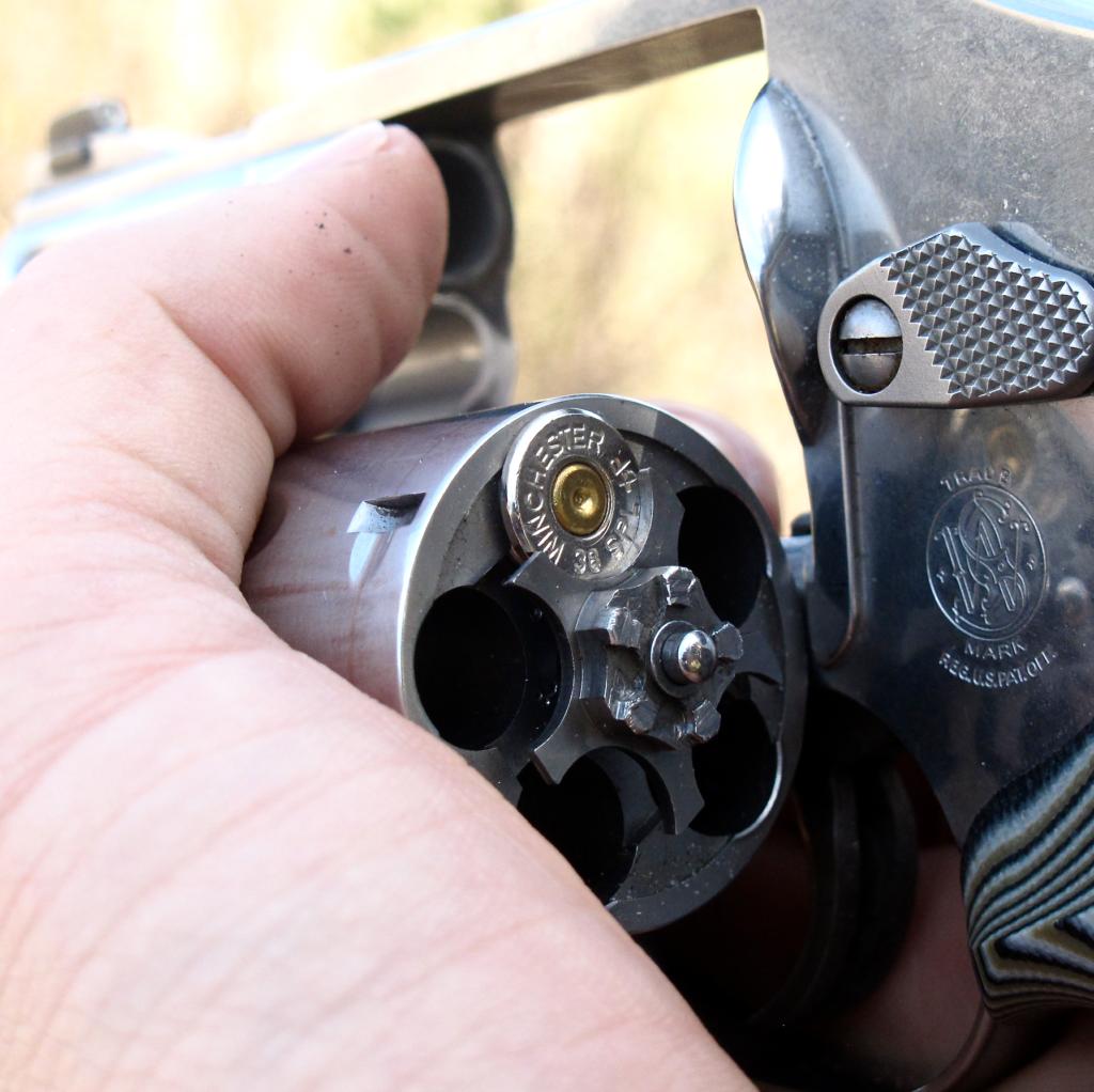 Revolver Tactical Reload
