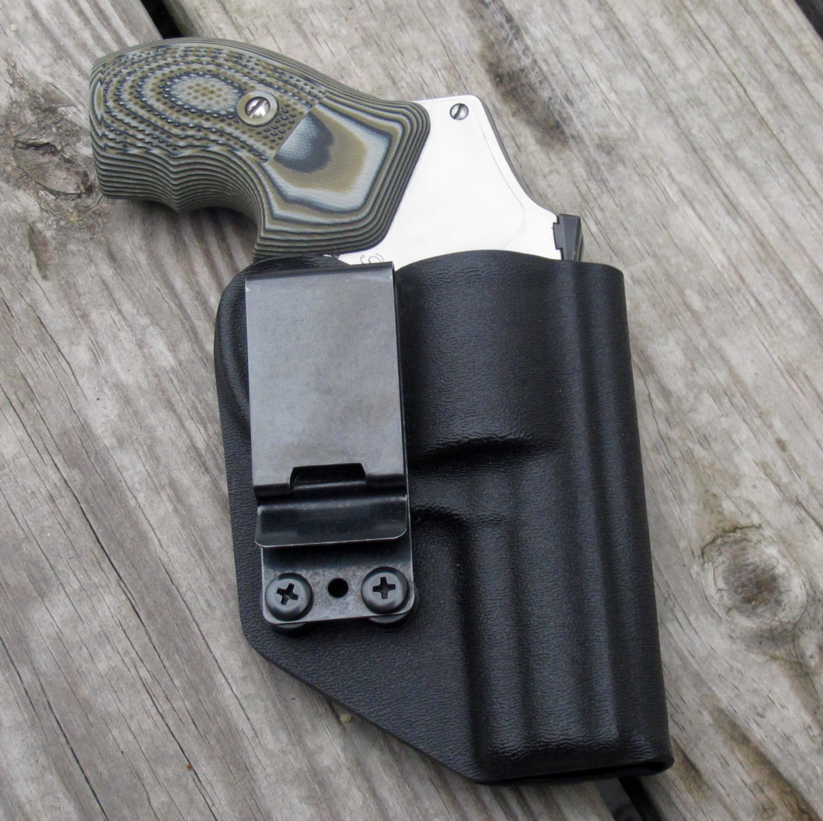 Dark Star Gear J-Frame AIWB Holster Review