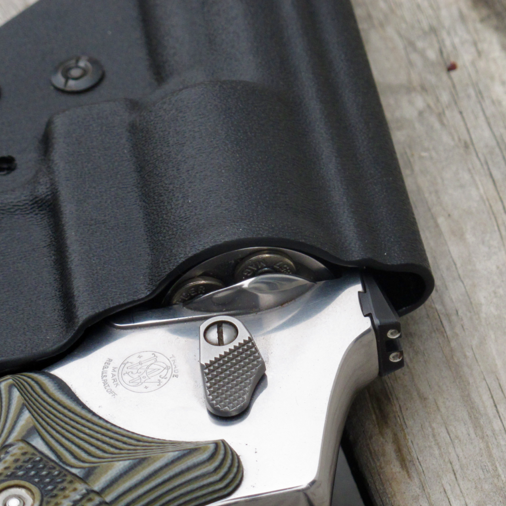 Dark Star Gear J-Frame AIWB Holster Review | RevolverGuy.com