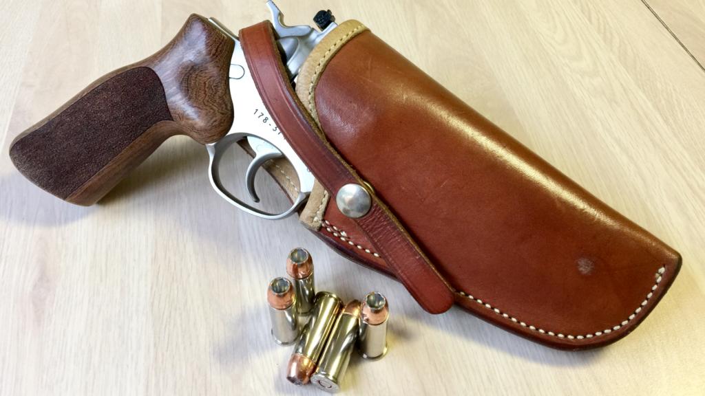 Ruger Review: The  44 Special GP100 | RevolverGuy com