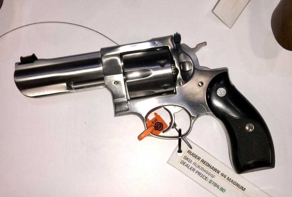 New for 2018: SHOT Shot Revolvers | RevolverGuy com