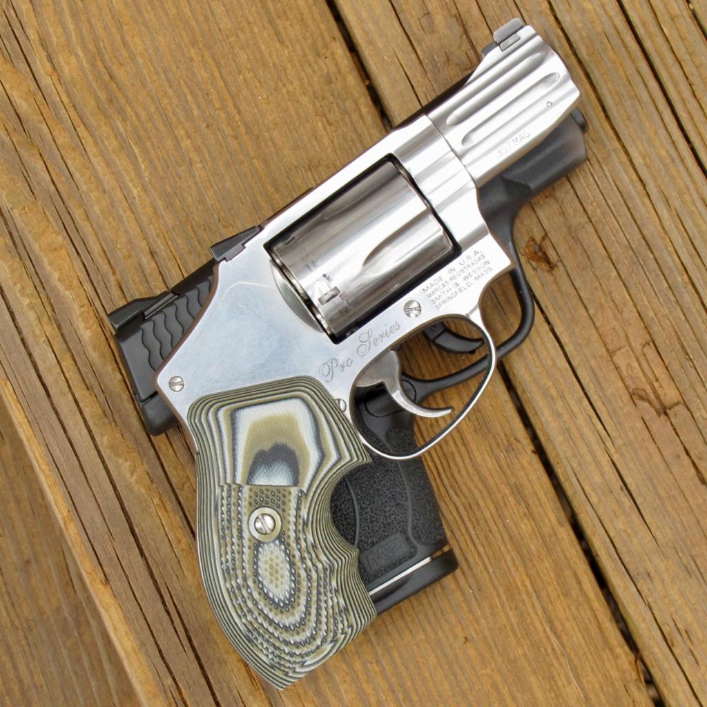 Revolvers Vs Semi-Autos