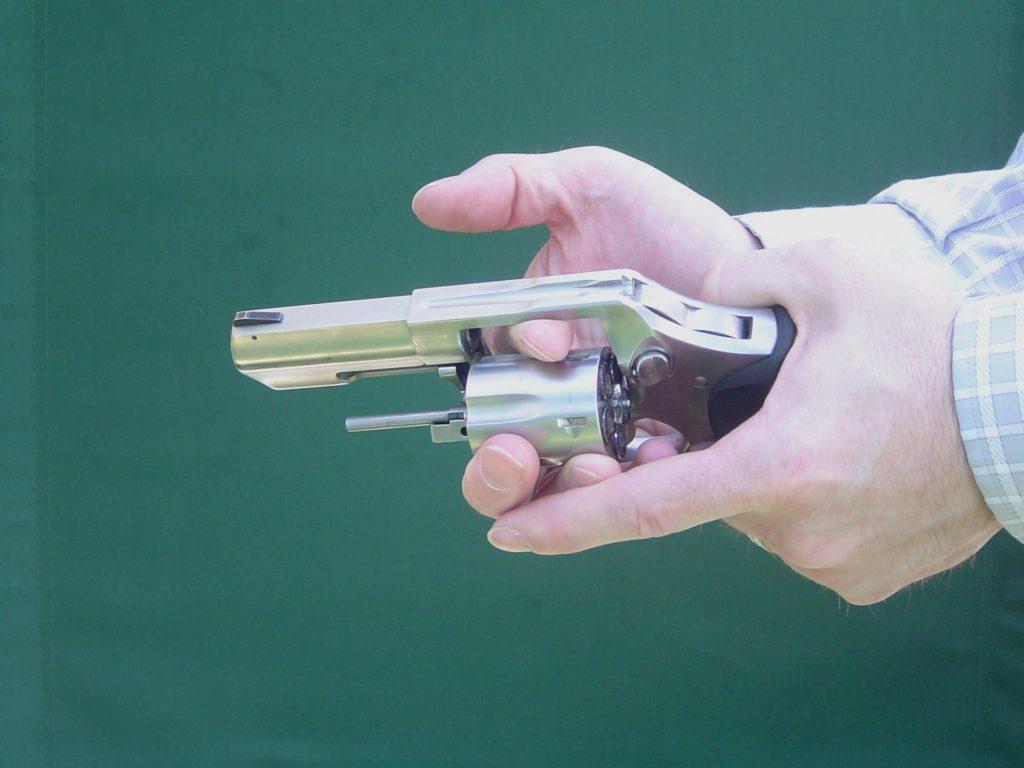 Left-Handed Universal Revolver Reload