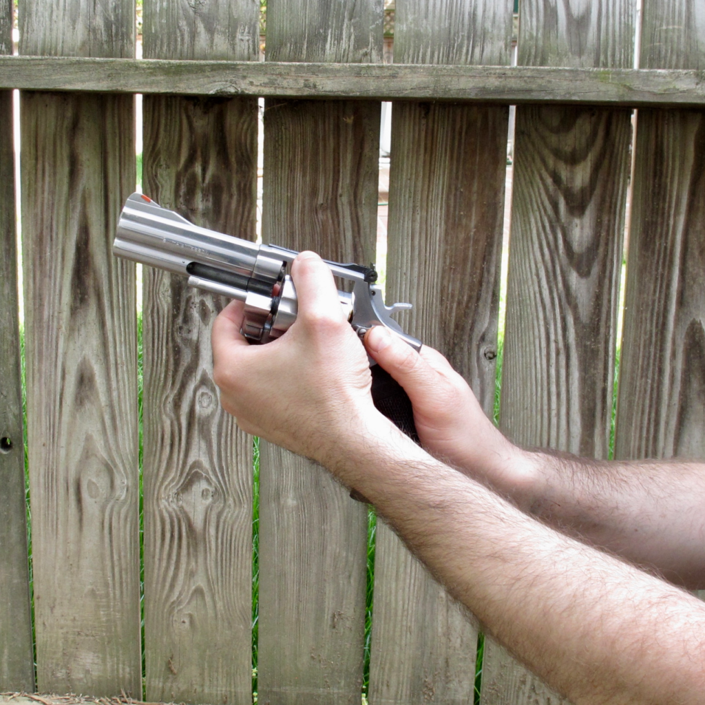 Universal Revolver Reload
