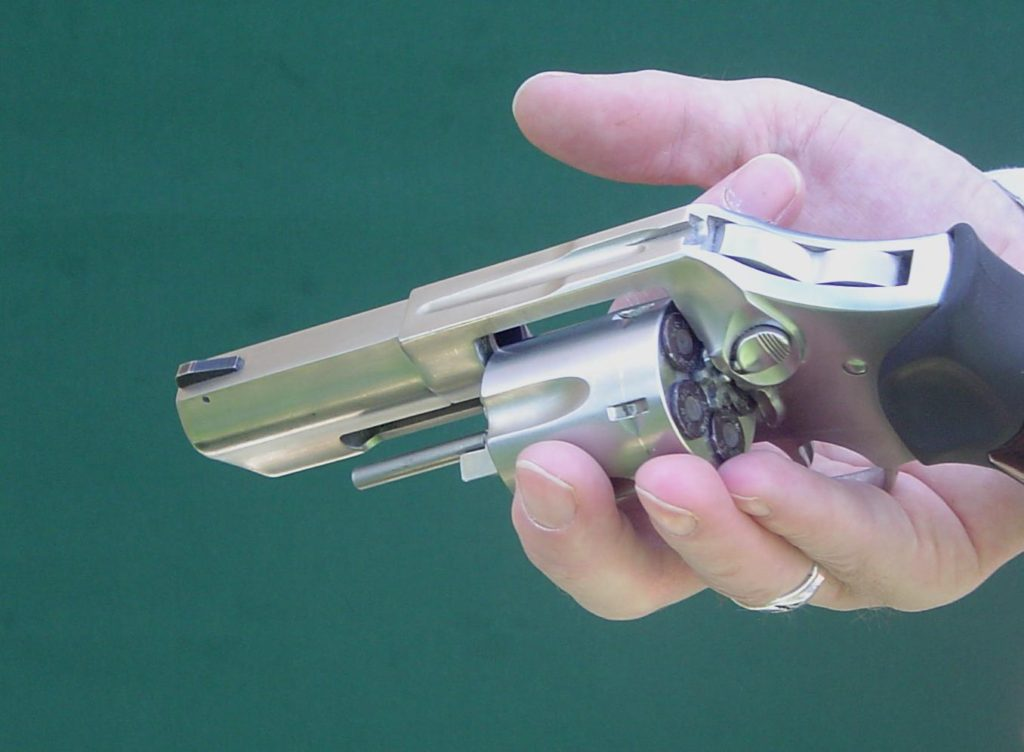 Left Handed Universal Revolver Reload