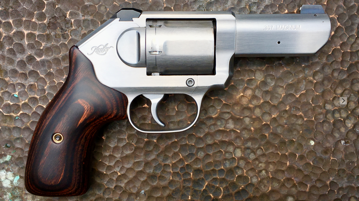The Biggest Little Roundgun: The 3-Inch Kimber K6s