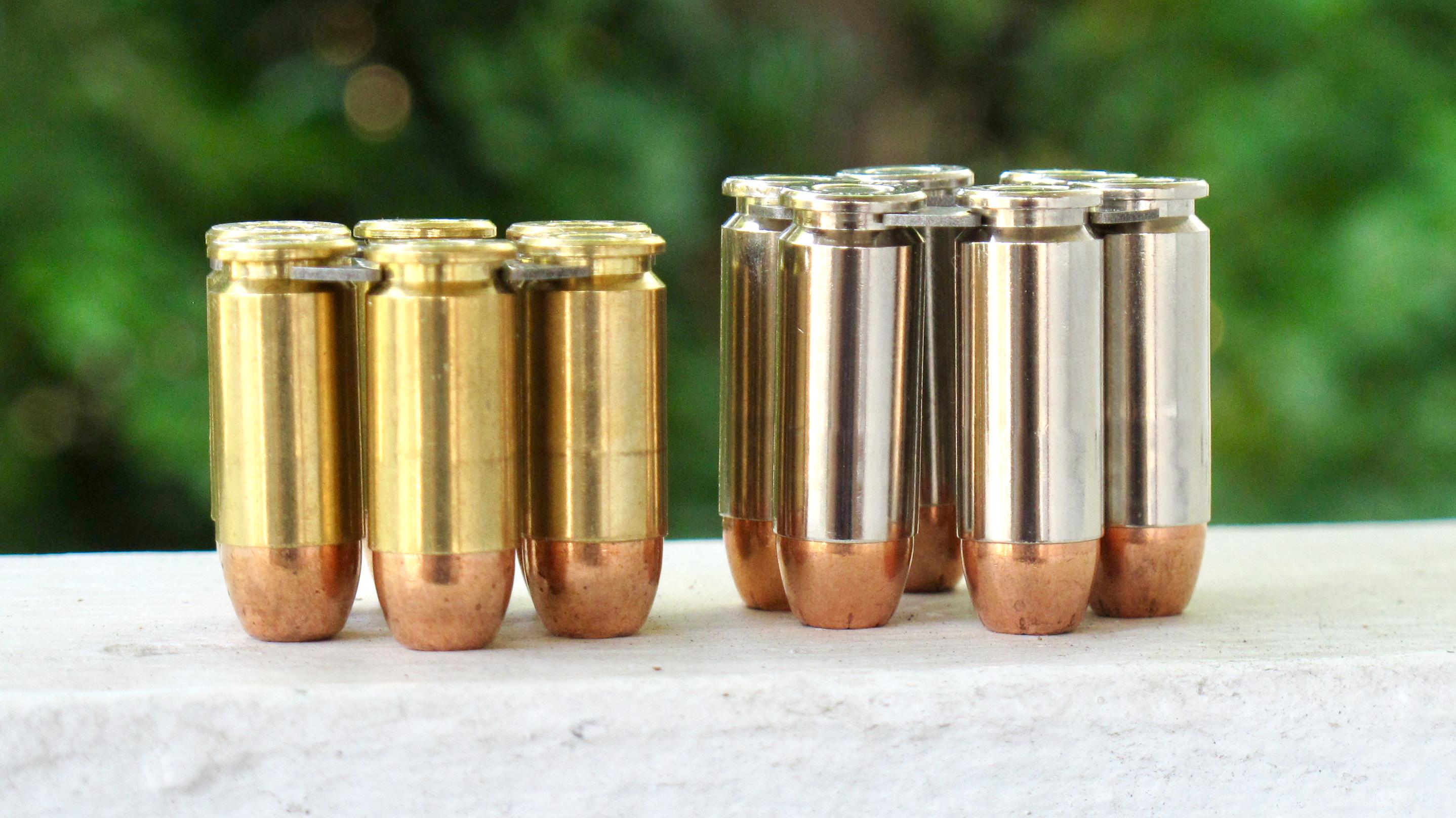 PSA:  40 S&W in the 10mm GP100 Revolver - RevolverGuy Com