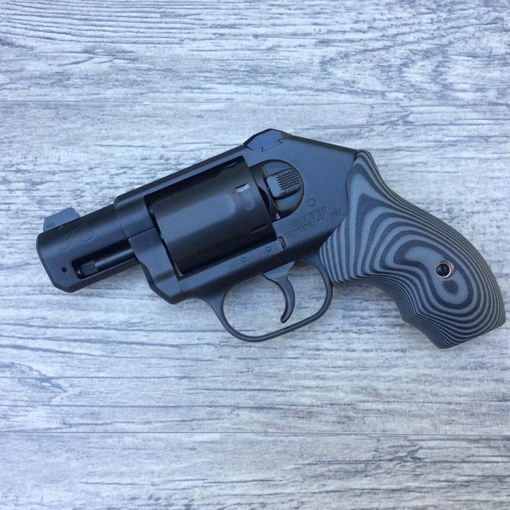 DIY Revolver Grip Modifications - RevolverGuy Com