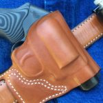 Kimber K6s Holster:  The DeSantis L-Gat Slide
