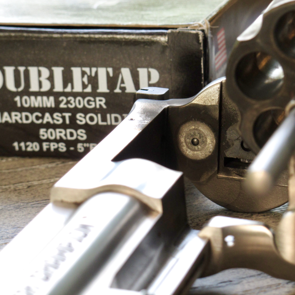 Ruger 10mm GP100 Review Part II: Field Report | RevolverGuy com