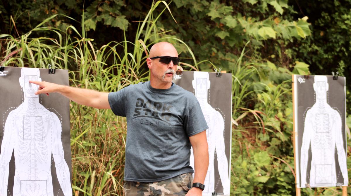 AAR: Chuck Haggard Practical Revolvers Class