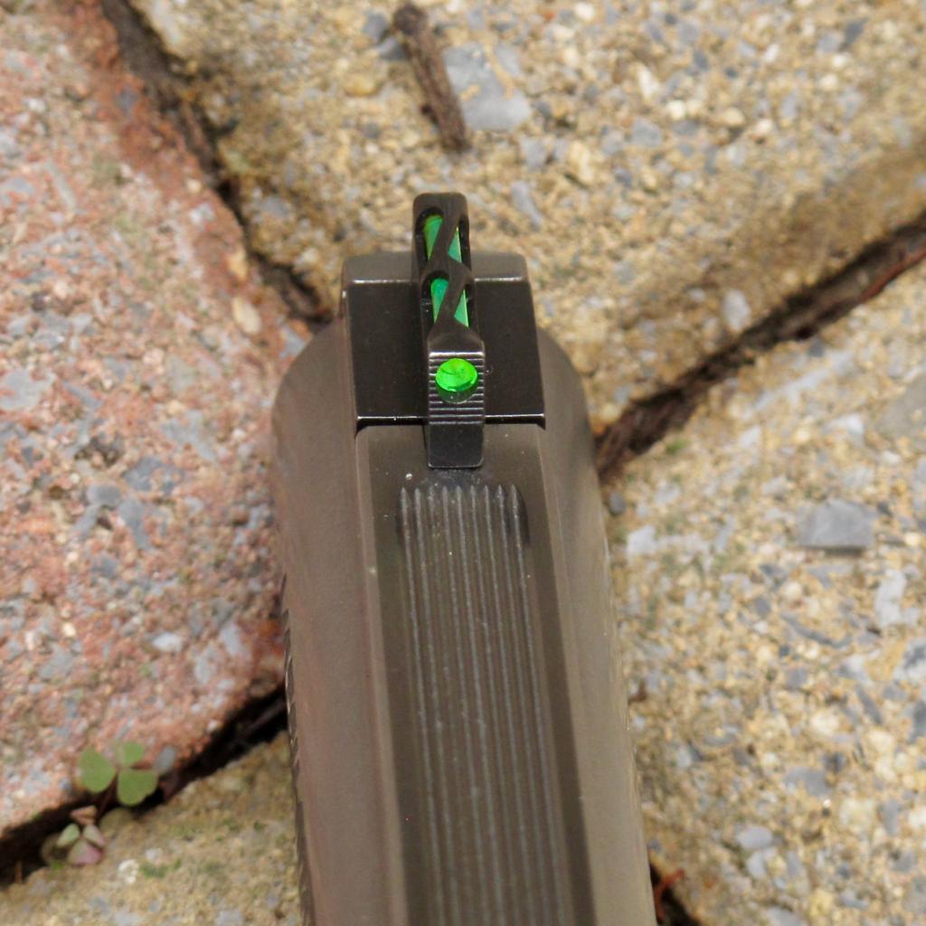 Fiber-Optic Sights