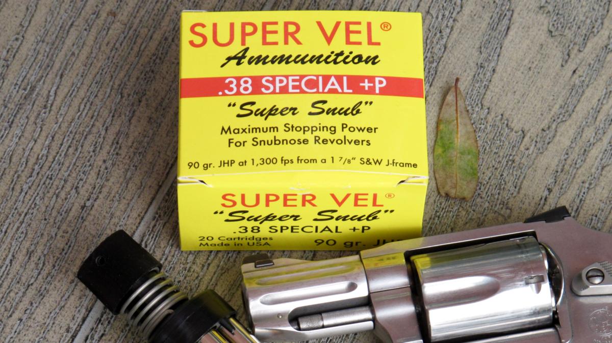 The New Super Vel Super Snub .38 +P Review