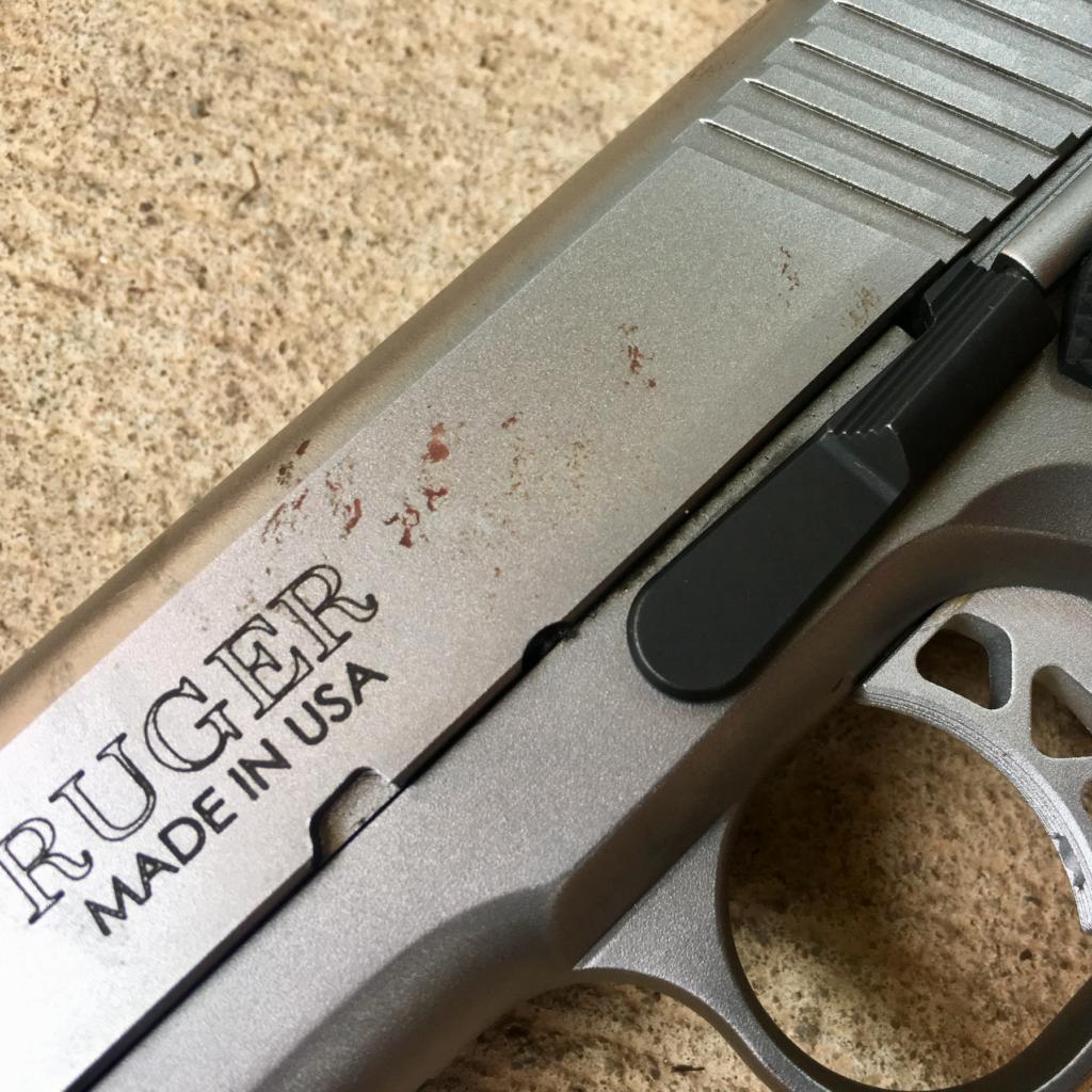 10mm SR1911