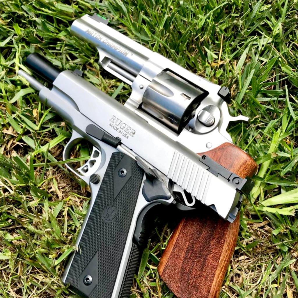 More 10mm! The Ruger 10mm SR1911 - RevolverGuy Com