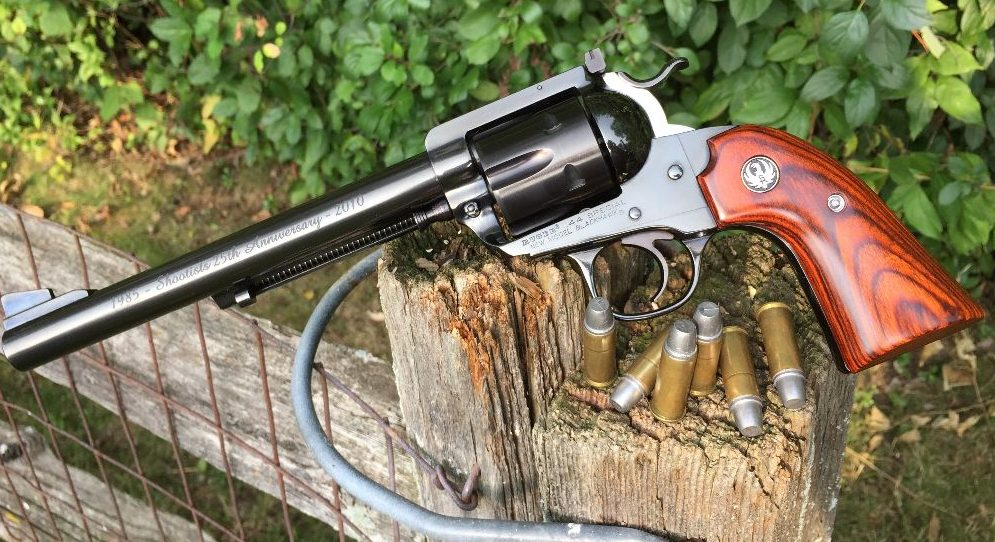 The Shootists Ruger Bisley