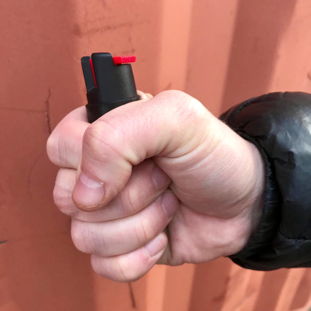 RevolverGuy Pepper Spray