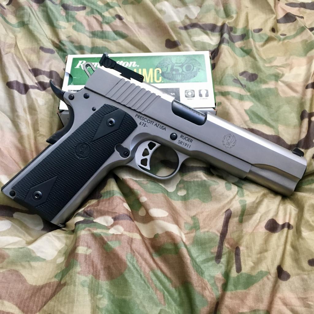 Ruger 10mm SR1911