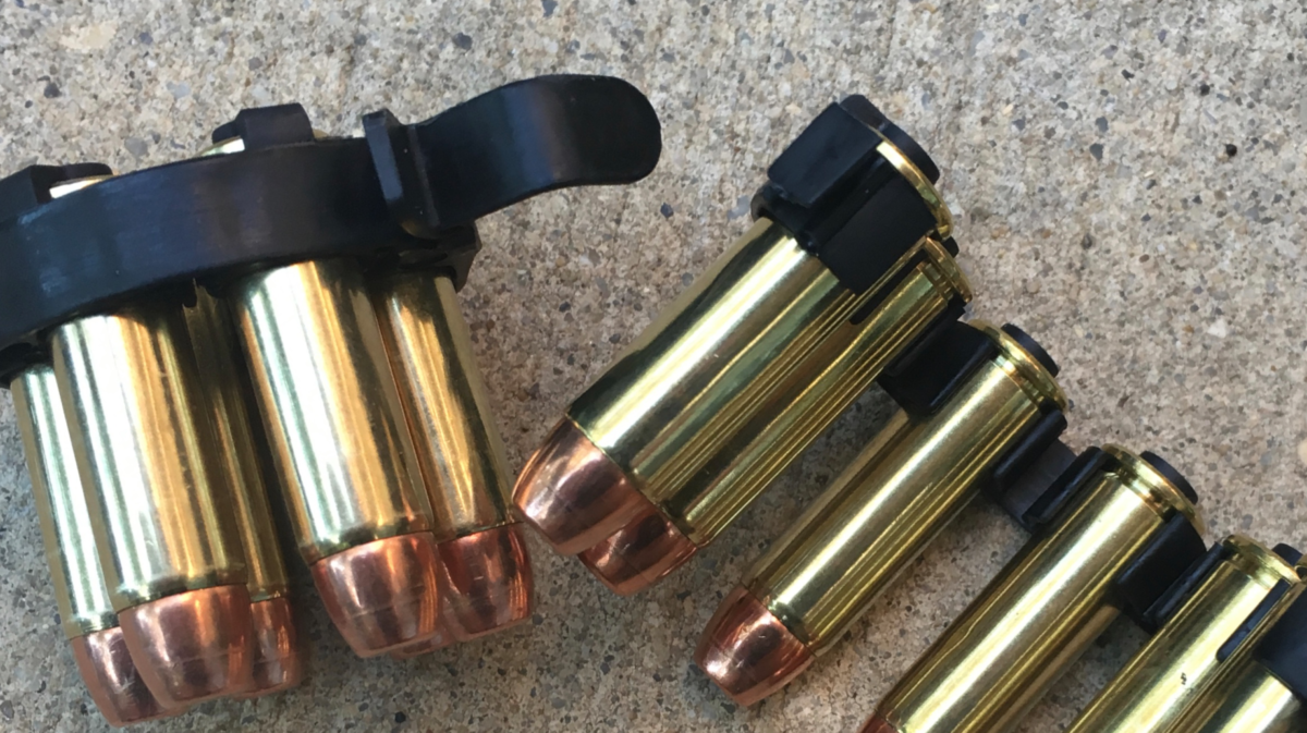 The CK Tactical Ripcord Speedloader