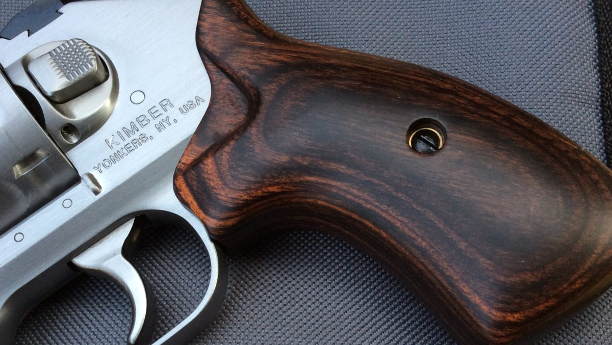 DIY Revolver Grip Modifications