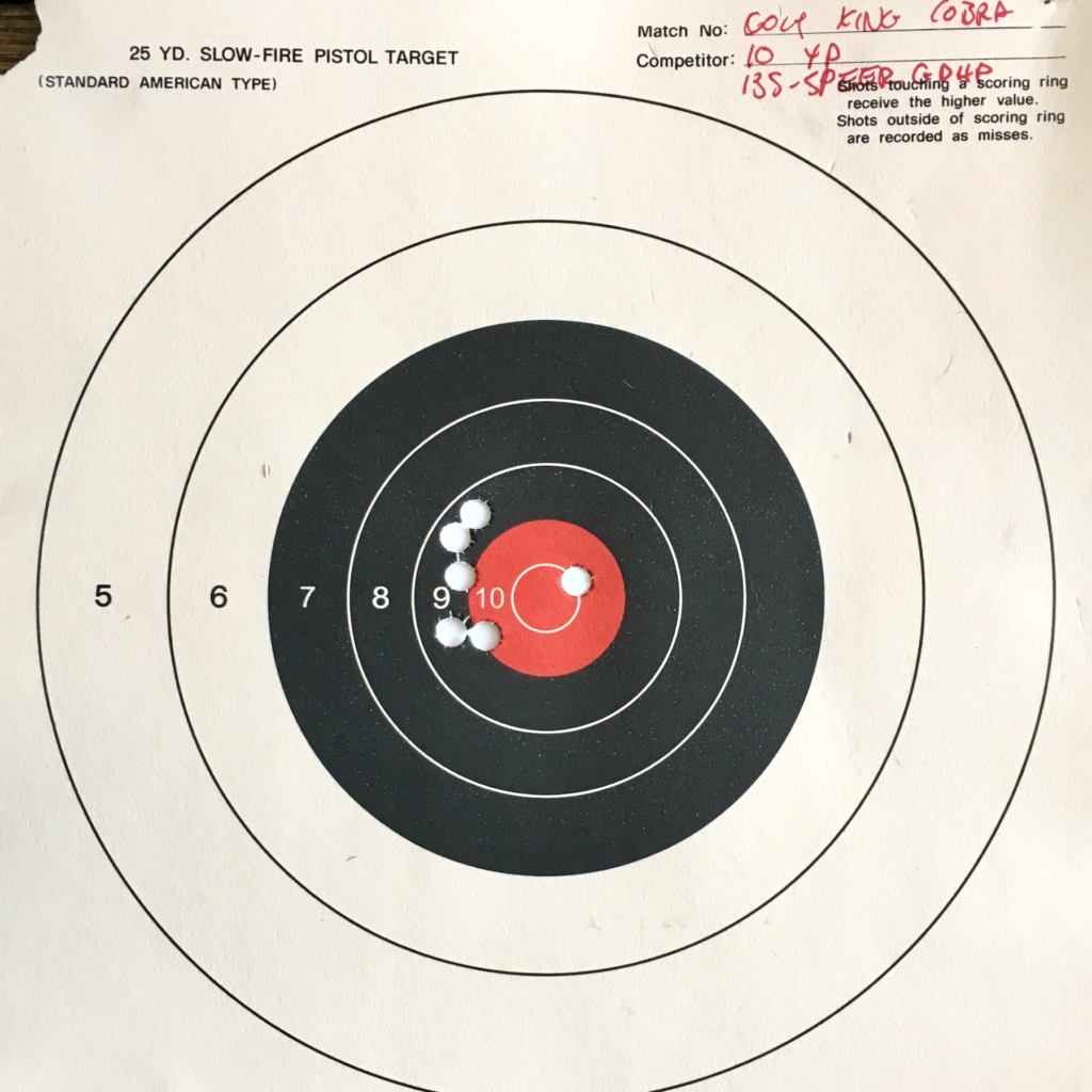 Field Report: The New Colt King Cobra - RevolverGuy Com