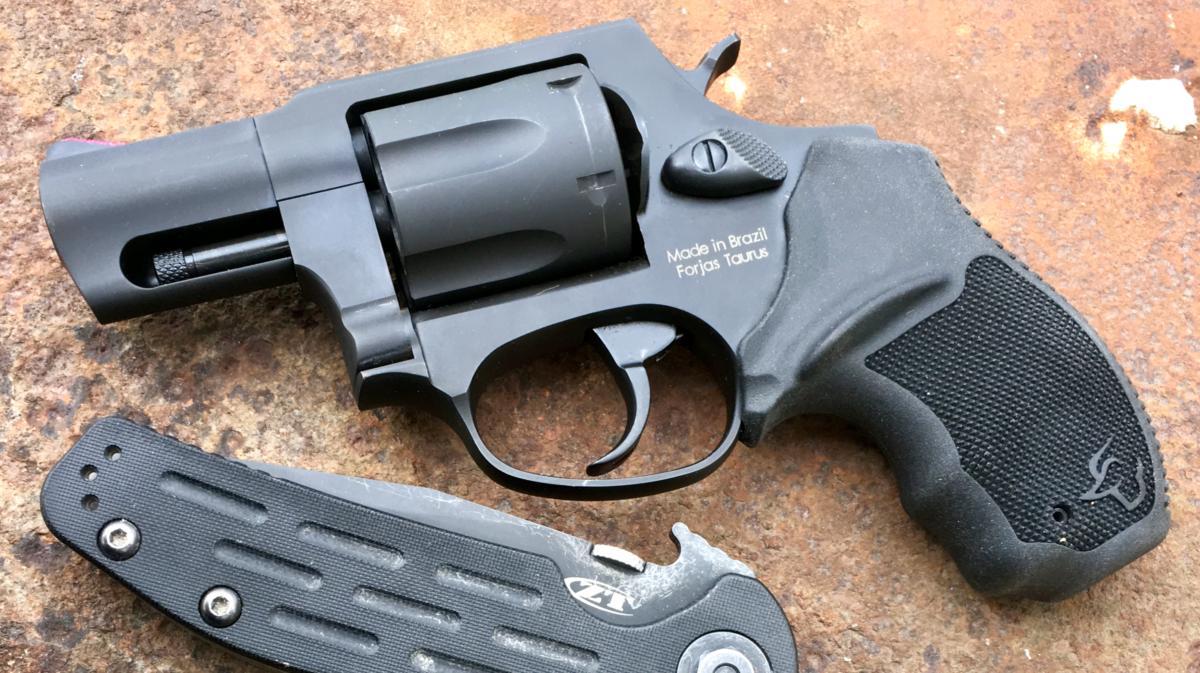 Field Report: Taurus 856  38 Special - RevolverGuy Com
