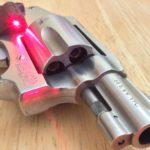 Crimson Trace Lasergrips For Revolvers