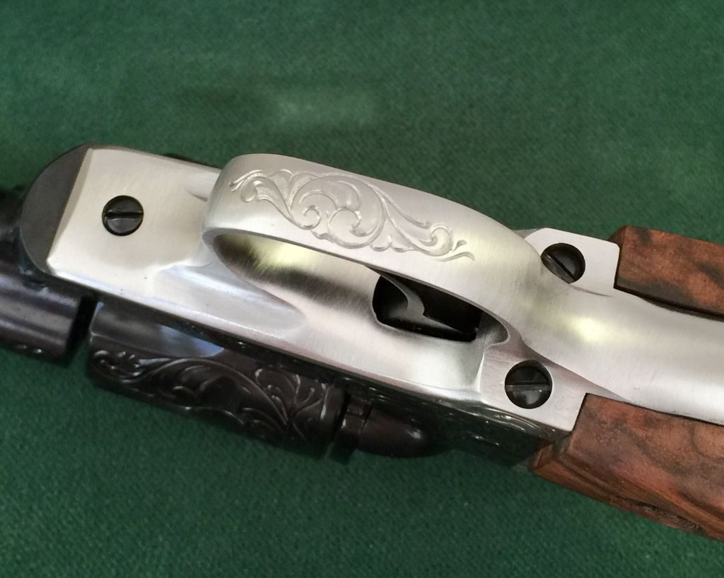 Custom Single-Six: Tyler Gun Works' RSSE - RevolverGuy Com